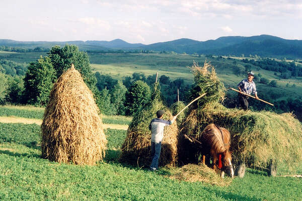 Agricultural tradition in Romania