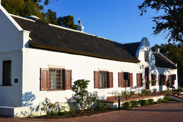 B&B accommodation in the Winelands
