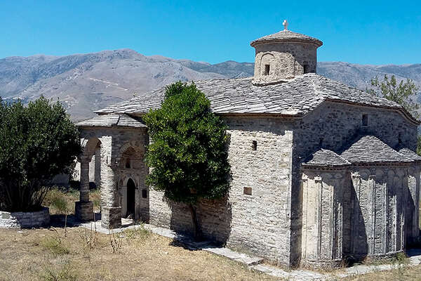 Byzantine Church in Albania