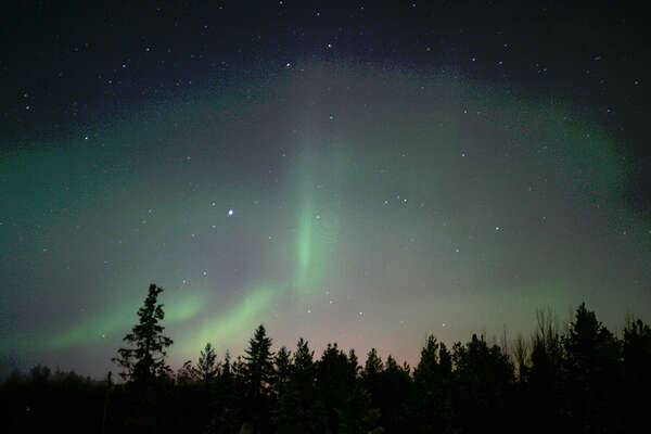 Finland and Northern Lights