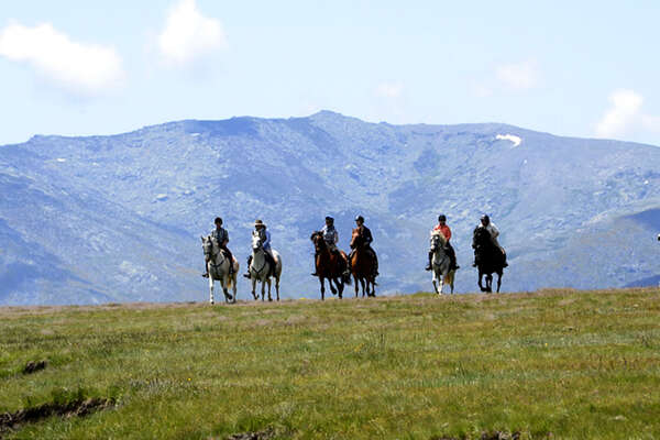 Gredos Valley on horseback