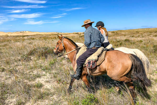 Horseback holiday in Uruguay