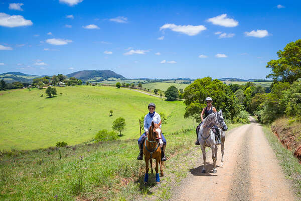 Horseback riding holiday in Australia, New South Wales