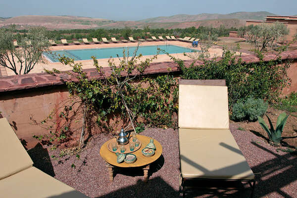 Horseback vacation in Morocco