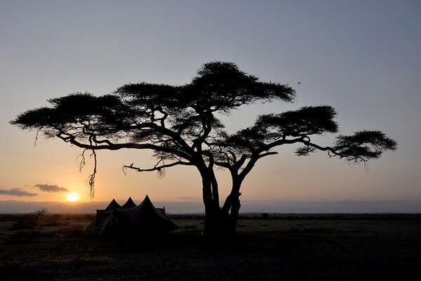 Mobile camps in Tanzania and Kenya