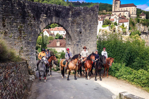 Riding holidays with Equus Journeys