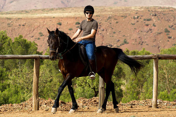 Short break horse riding holiday in Morocco