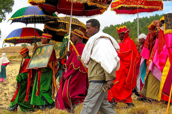 Traditions in Ethiopia