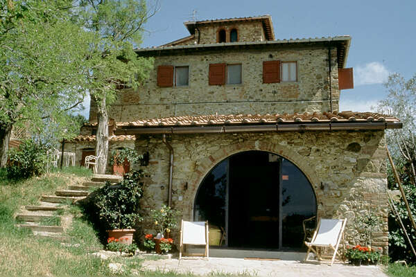 Tuscan Farmhouse on a riding holiday