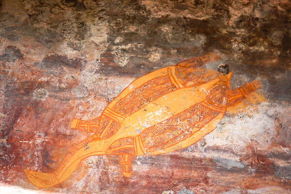 Ubir Art, Kakadu National Park